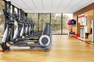 Sheraton Burlington Fitness Center