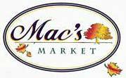 Mac's Market  & Deli's