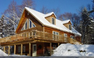 Mad River Valley Vacation Rentals at Buffalo Bills Retreat Warren Vermont