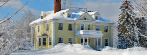 One Hundred Main, The Governors House Inn, Hyde Park Vermont