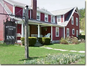 Mountain View Inn , Fayston, Mad River Valley VT BB Inns