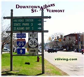 Saint Albans Vermont