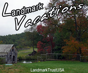 Historic VT Vacation Rentals Homes from Landmark Trust USA Dummerston VT