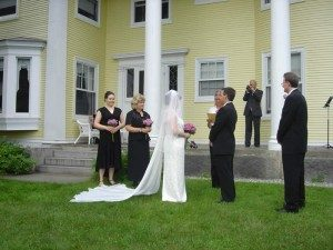 Hyde Park VT Weddings
