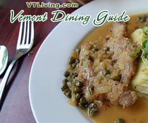 Vermont Restaurant Dining Guide