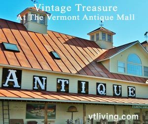 Vintage Shopping Collectible VT Antique Mall