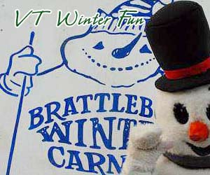 Vermont Winter Events