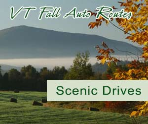 VT Fall Tours Scenic Auto Routes