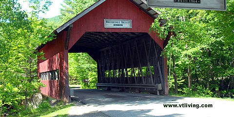 Visit Stowe VT Covered Bridges