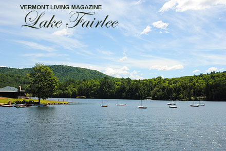 Lake Fairlee Vermont