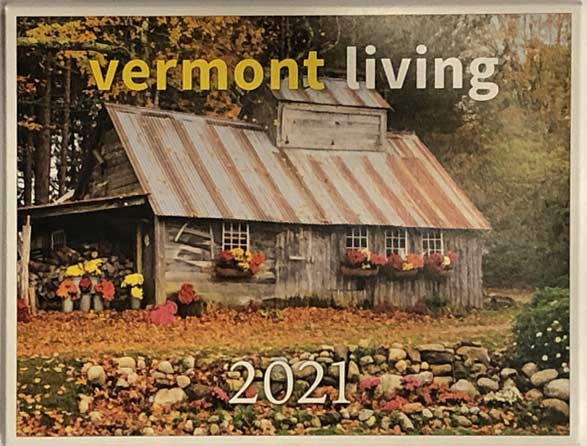 Order Your VT Living Calendar Online