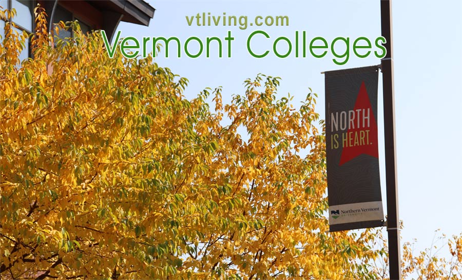 Vermont Colleges and Universities