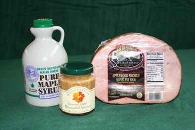 Green Mountain Sugarhouse Vermont Products Gift Pack