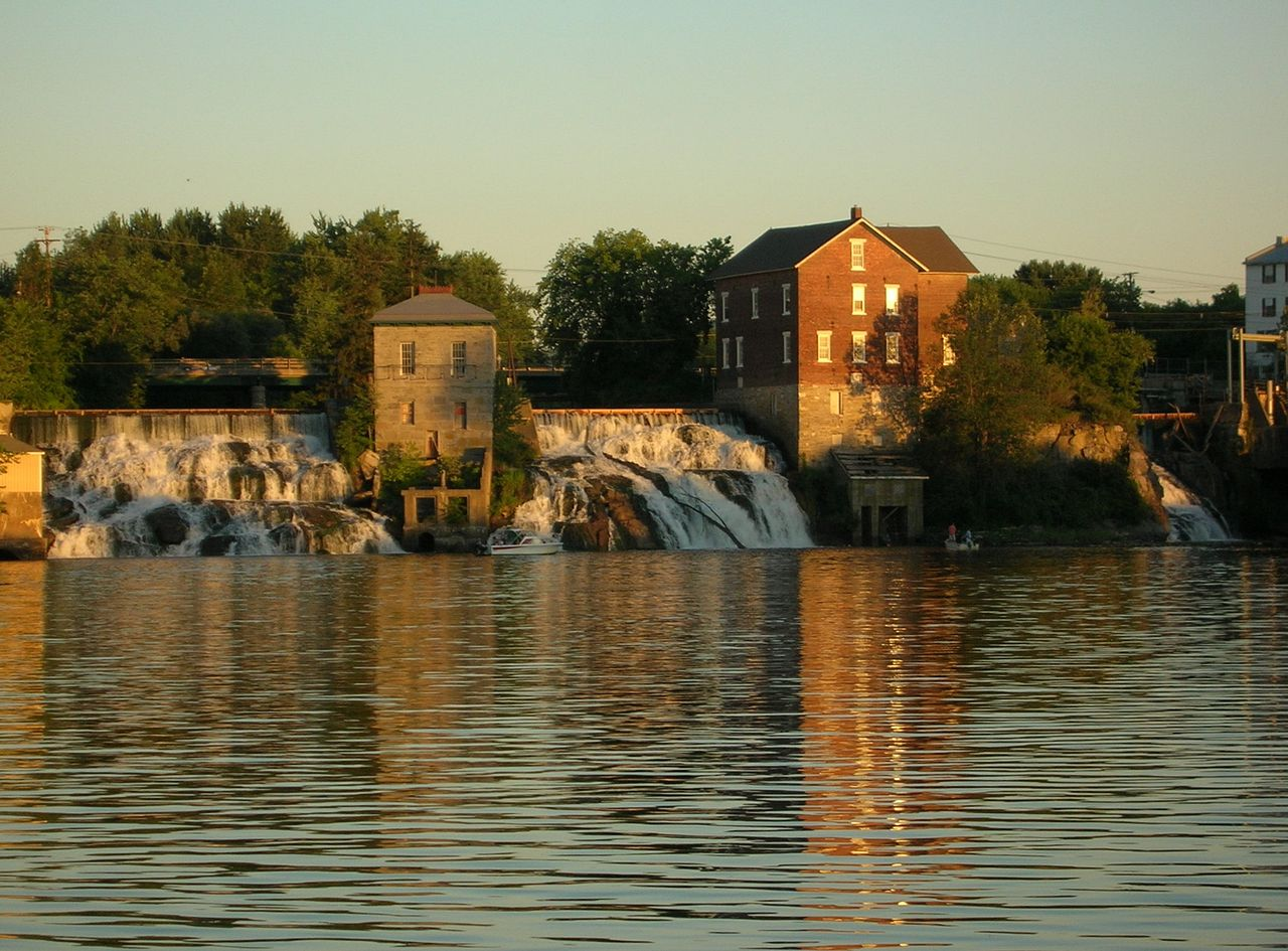 Vergennes Town Dock on the Otter Creek