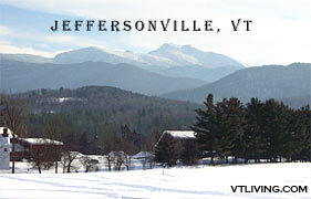 Jeffersonville Village Cambridge VT