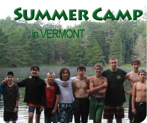 Vermont Summer Camps
